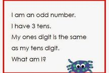 Komodo ♥'s Maths Riddles / Fun Maths Riddles and Brain Teasers to test your child's thinking.   #funmaths #mathriddles #primary #komodomath  https://komodomath.com/