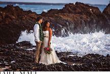Real Weddings / Real Weddings in Maui