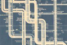 Public transport system scheme