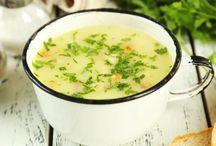 Les bonnes soupes !