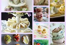 Food that looks good - Tea Party / by Liz Chesser