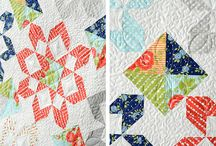 Crafts: Quilting stitch patterns / by MegsMadeIt