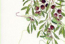 pattern& Design (Flower)