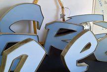 ★Style Industriel★ | B&Co / Meubles et objets anciens pour un style déco industriel.