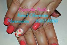 Escarcha Nails / Diseños de Uñas
