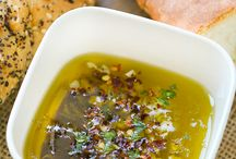bread dipping oils