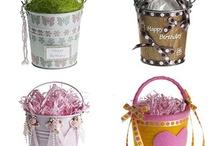 Galvanized Buckets (haha!!)