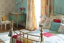 bed room / by Sandie Salisbury