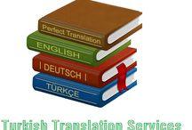 Turkish Language Translation