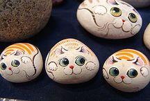 Kameny / Tvoření z kamínků