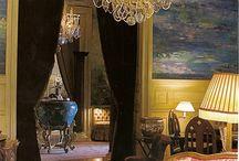 classical living room