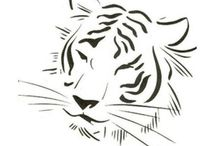 peony and tiger