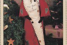 Santa's / by Ann Campbell