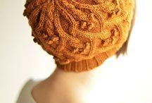 вязание шапки