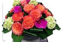 Valentine's Flower Arrangements