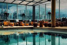 interior swimming pools