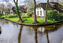 Gitethoorn,Olanda