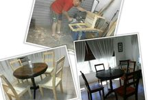 DIY woodwork  (my husband )