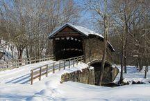 Bridges... / by Kelly Brennan Mooney