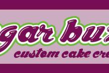 Sugar Buzz! LLC / www.getsugarbuzzed.com / by Richmond Bridal