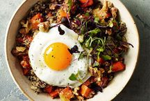 One bowl meals / Healthy all-in-one breakfasts, lunches and dinners