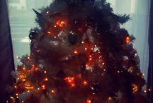 Christmas three Karácsonyfa / Christmas,Xmas,Karácsonyfa,dekoráció