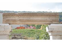 Historical Architecture / Fragments, Columns, and Gates for your historical Home