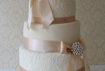 Elegant kake