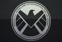 Comic logos
