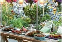 Garden party vacsicsata