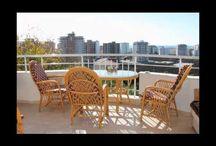 Апартаменты с видом на море, Махмутлар.