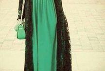 hijaab /abaya