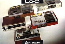 Vintage cassette deck / Vintage cassette deck collection by www.1001hifi.com