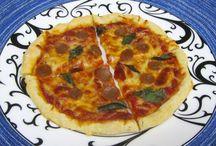 Healthy Pizzas