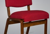Wood Frame Chairs