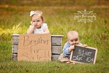 Oh baby baby / NO BABIES for Trent and I anytime soon...but a niece or nephew in the future at least!!