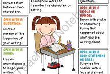 3rd Grade Writing / by Alicia Gray