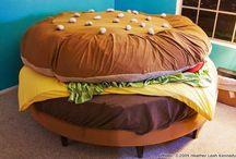 Burgermania / Die Jim Block Sammlung von Dingen, die die Burgerwelt braucht