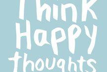 Pensieri felici