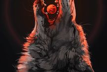 Werewolf story