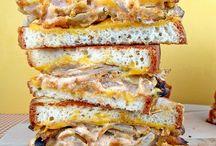 Deliciousness on bread