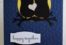Wedding and Anniversary Cards / Cards to make