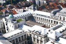 Faculty buildings