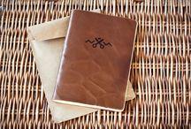 sketchbook in the skin / скетчбук сделанный под заказ в нашей мастерской. sketchbook made to order in our workshop.