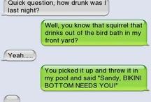 Funny :) / by Stephanie Jenkins