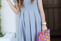inspirasjon til kjole