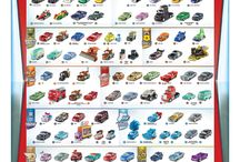 Pixar Cars