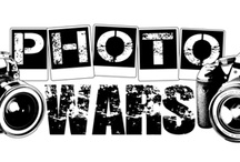 PhotoWars  / Our PHOTO WARS online contest begins Dec 1, 2012. www.photowars.org/ What's missing? You. What is this? The objective of this online search is 1) for our Judges, Sponsors & Team to search through submitted (non-pornographic) photos that capture a uniqueness or an untapped talent; 2) pick 20 photos, narrow them down in an effort to end with one great photo winner a month. Additionally, the plan is to assist photographers in obtaining scholarships,jobs and pitch this as a reality show.