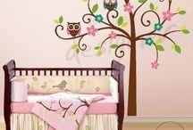 Nursery Ideas  / by Michele Richardson