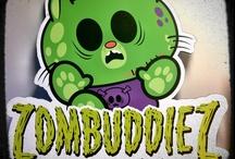 Zombuddiez!!!! / by Ohiya